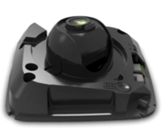 MS-C3581-P, купольная, Mini, SIP, Mic, PoE, 2Мп