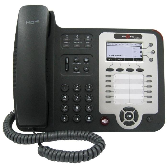 IP телефон Escene ES330-PEN