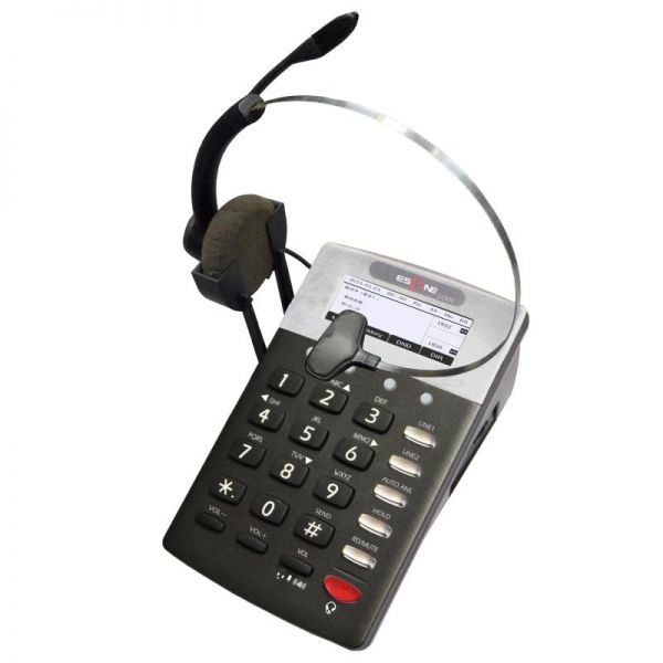 IP телефон Escene CC800-N Call Center IP Phone