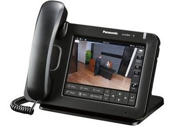 IP телефон Panasonic KX-UT670RU
