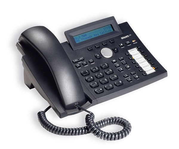 IP телефон Snom 320