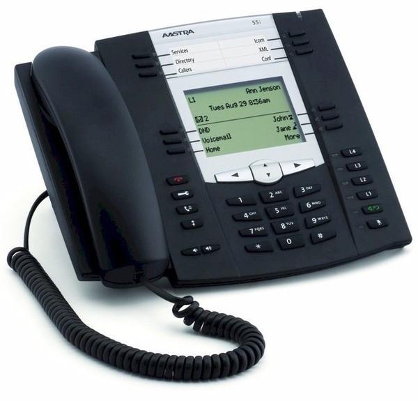 IP телефон Aastra 6755i