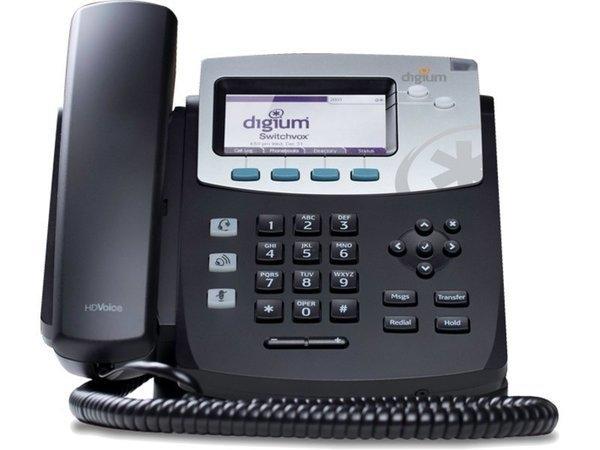 IP телефон Digium D40, без БП