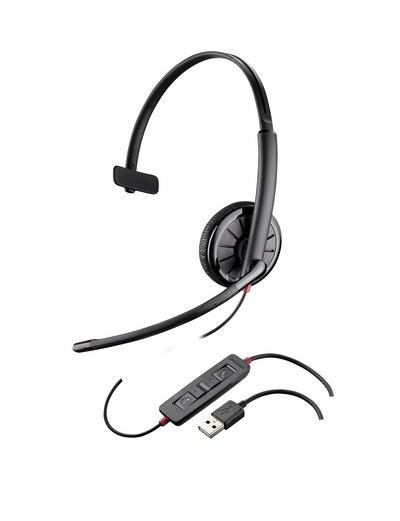 Plantronics Blackwire C315,��������� USB ��������� (����, ������. ����, �����)
