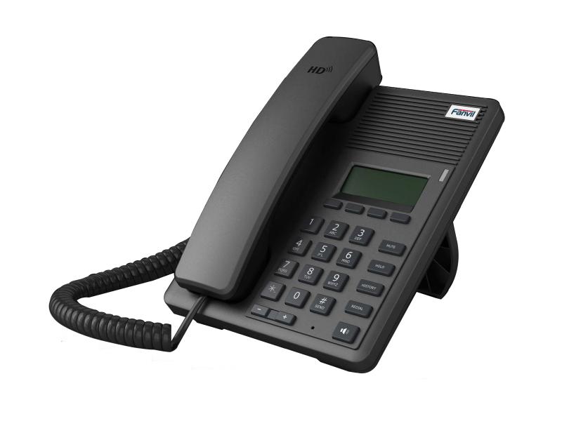 IP телефон Fanvil F52P
