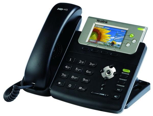 IP телефон Yealink SIP-T32G