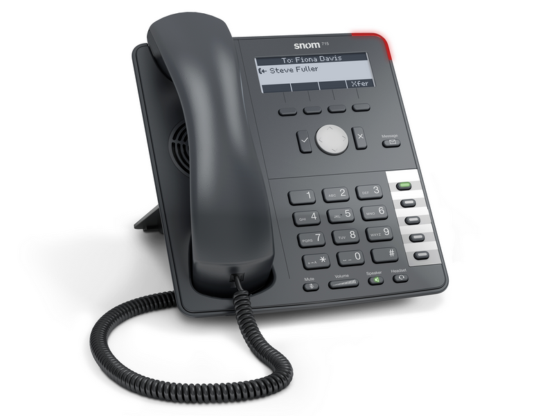 IP телефон Snom 715