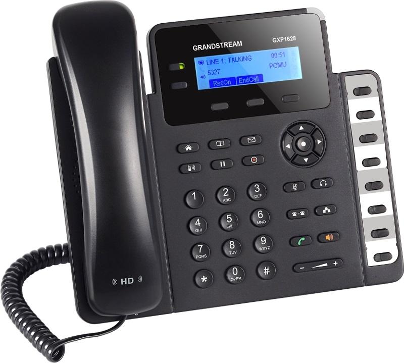 IP телефон Grandstream GXP-1628
