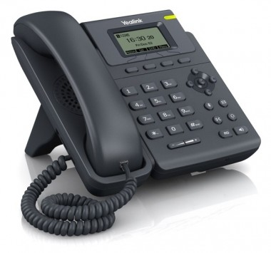 IP телефон Yealink SIP-T19P IP телефон Yealink SIP-T19P, 1 линия, поддержка протокола SIP, 2 Ethernet порта 10/100 Мб/с, PoE