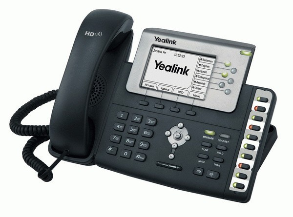 IP телефон Yealink SIP-T28P