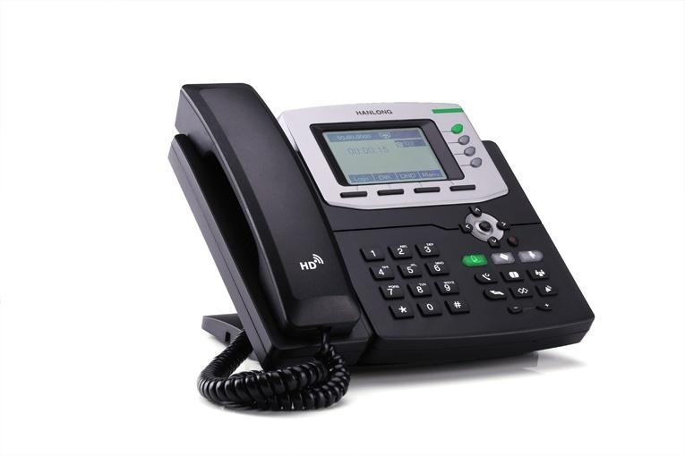 IP телефон Hanlong UC804P