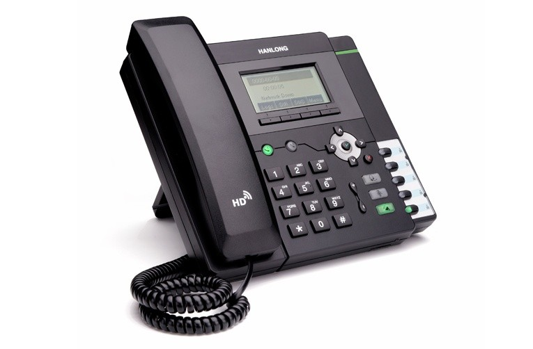 IP телефон Hanlong UC803P