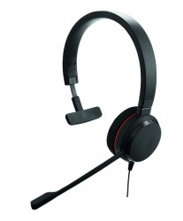 Гарнитура Jabra EVOLVE 20 MS Mono USB