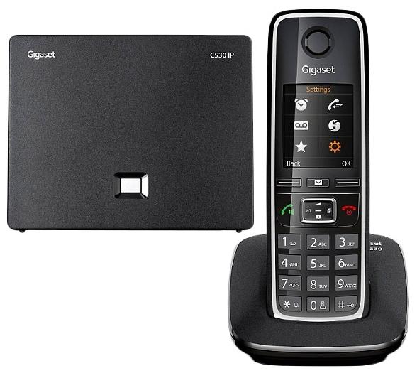 IP телефон Gigaset C530A IP